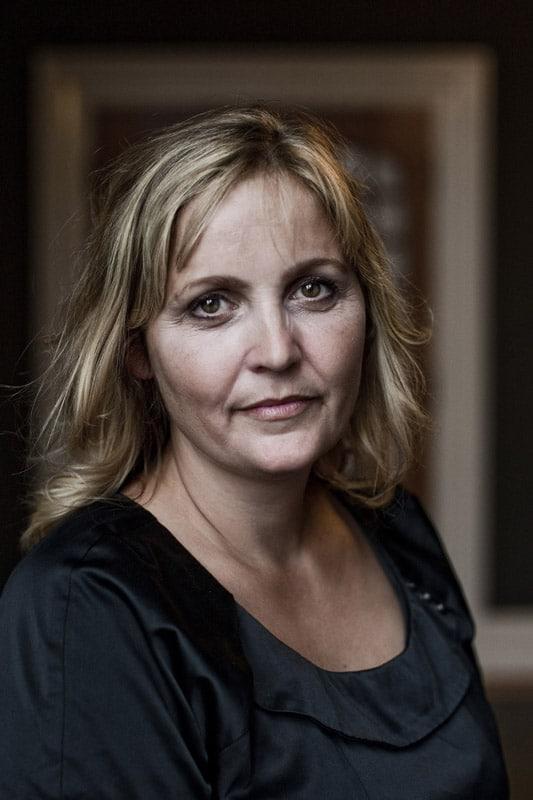 Pressefotograf i København.