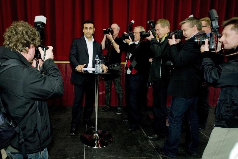 Fotograf og fotojournalist Jens Panduro.
