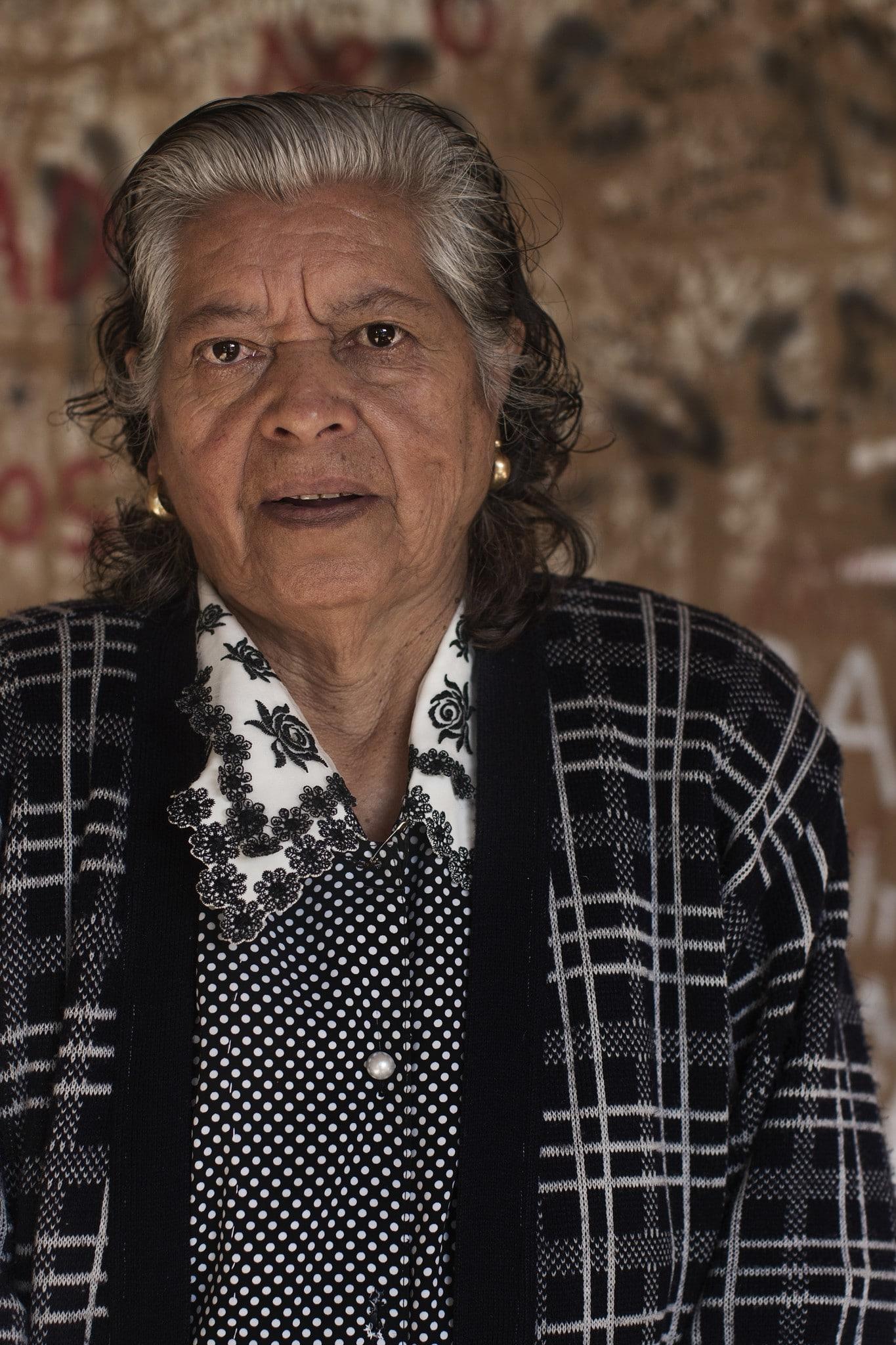 Fotograf og fotojournalist Jens Panduros billeder af Susana Osinaga.