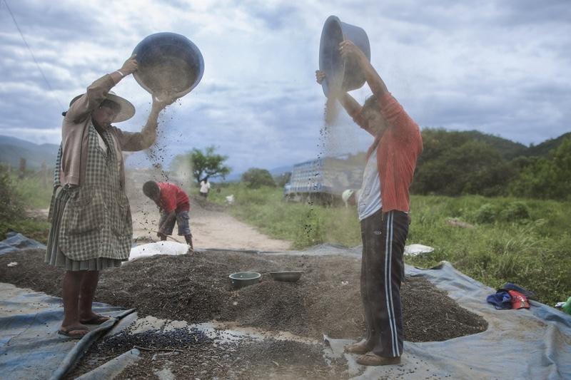 Fotograf og fotojournalist Jens Panduros billeder fra Boliva.